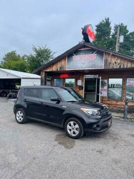 2017 Kia Soul for sale at LEE AUTO SALES in McAlester OK