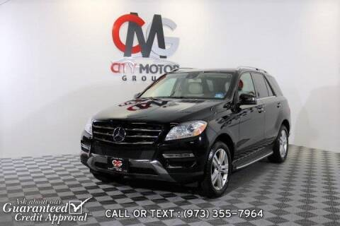 2015 Mercedes-Benz M-Class for sale at City Motor Group, Inc. in Wanaque NJ