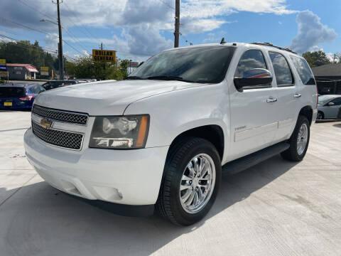 2011 Chevrolet Tahoe for sale at Diana Rico LLC in Dalton GA