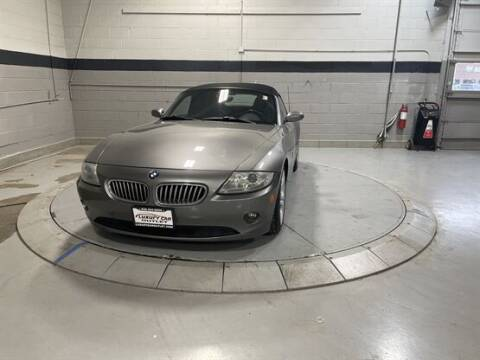 2005 BMW Z4 for sale at Luxury Car Outlet in West Chicago IL