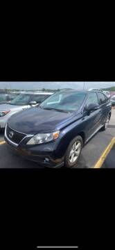 2010 Lexus RX 350 for sale at Trocci's Auto Sales in West Pittsburg PA