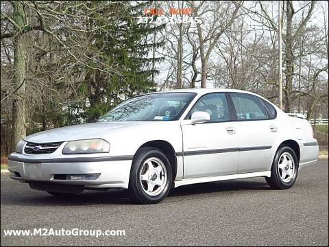 2001 Chevrolet Impala for sale at M2 Auto Group Llc. EAST BRUNSWICK in East Brunswick NJ