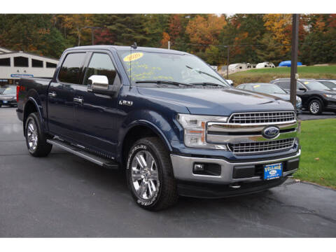 2020 Ford F-150 for sale at VILLAGE MOTORS in South Berwick ME