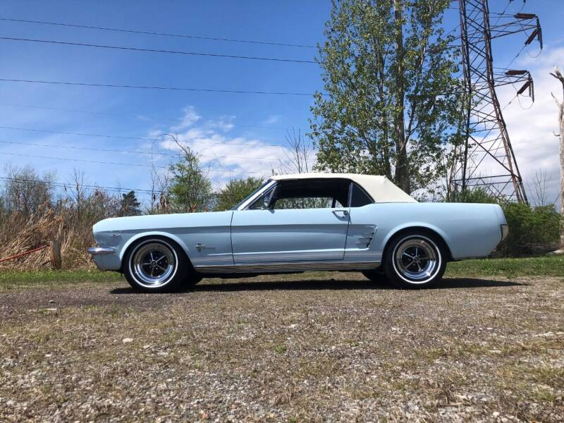 1966 Ford Mustang for sale at Online Auto Connection in West Seneca NY