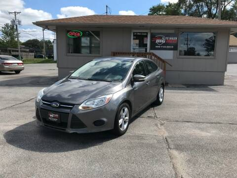 2014 Ford Focus for sale at Big Red Auto Sales in Papillion NE