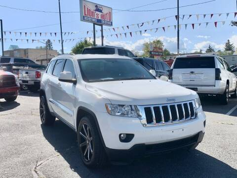 2011 Jeep Grand Cherokee for sale at Lion's Auto INC in Denver CO