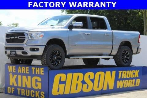 2021 RAM Ram Pickup 1500 for sale at Gibson Truck World in Sanford FL