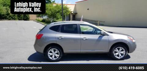 2009 Nissan Rogue for sale at Lehigh Valley Autoplex, Inc. in Bethlehem PA