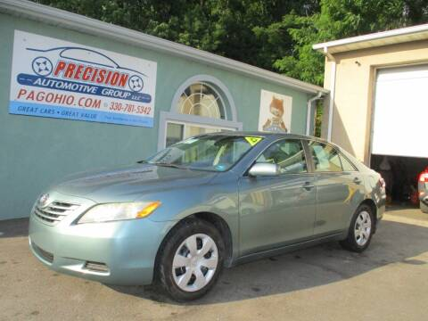 2007 Toyota Camry for sale at Precision Automotive Group in Youngstown OH