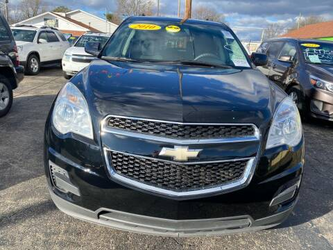 2010 Chevrolet Equinox for sale at L&M Auto Import in Gastonia NC