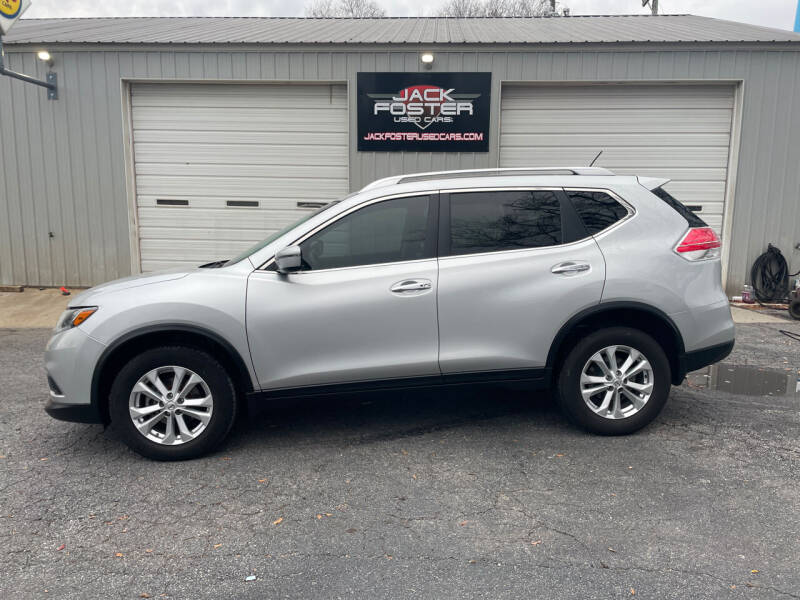 2016 Nissan Rogue for sale at Jack Foster Used Cars LLC in Honea Path SC