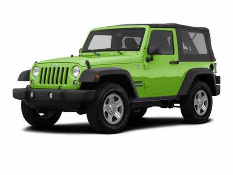2017 Jeep Wrangler for sale at Bald Hill Kia in Warwick RI