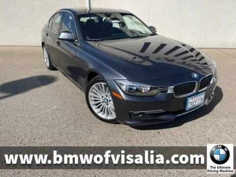 2013 BMW 3 Series for sale at BMW OF VISALIA in Visalia CA