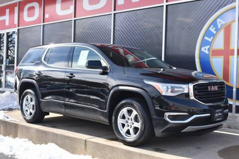 2019 GMC Acadia for sale at Alfa Romeo & Fiat of Strongsville in Strongsville OH