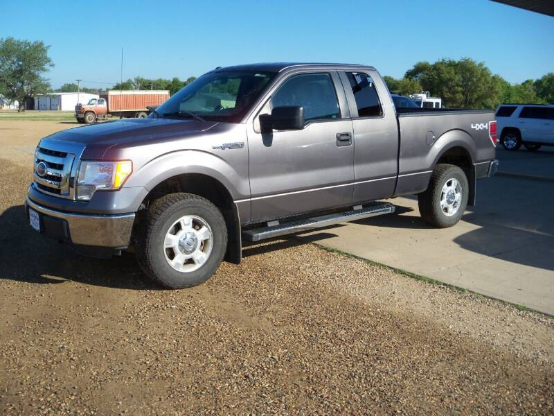 2012 Ford F-150 for sale at Tyndall Motors in Tyndall SD