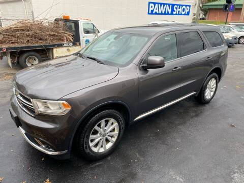 2014 Dodge Durango for sale at Brucken Motors in Evansville IN
