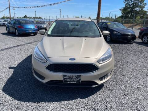 2018 Ford Focus for sale at Velascos Used Car Sales in Hermiston OR
