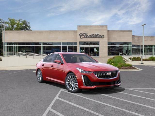 2021 Cadillac CT5 for sale at Capital Cadillac of Atlanta New Cars in Smyrna GA