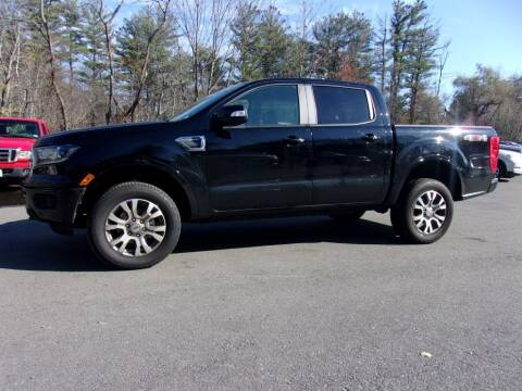 2020 Ford Ranger for sale at Mark's Discount Truck & Auto Sales in Londonderry NH