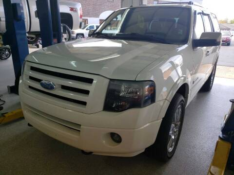 2008 Ford Expedition for sale at Blue Bird Motors in Crossville TN