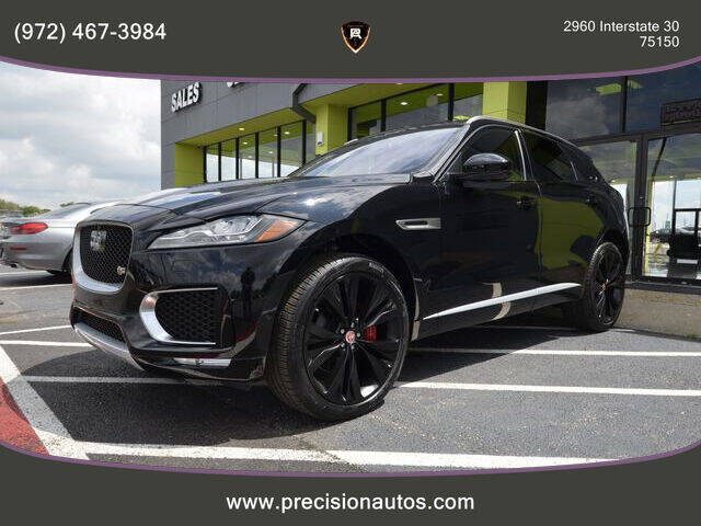 2018 Jaguar F-PACE for sale in Irving, TX