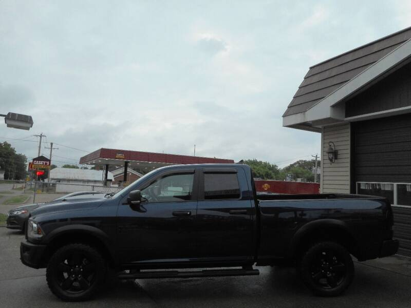 2020 RAM Ram Pickup 1500 Classic for sale at River City Auto Center LLC in Chester IL