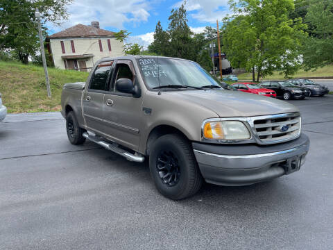 2003 Ford F-150 for sale at KP'S Cars in Staunton VA