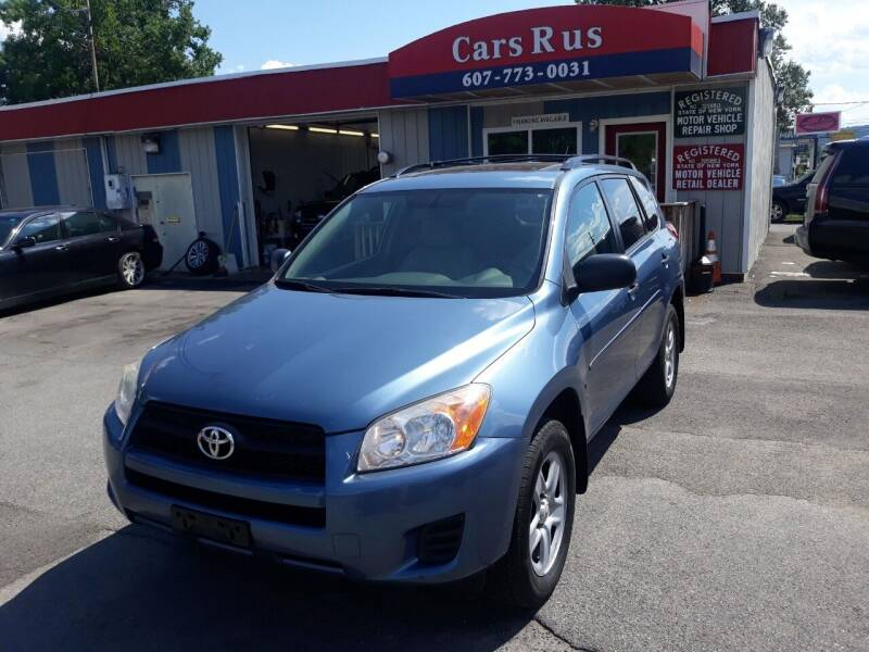 2010 Toyota RAV4 for sale at Cars R Us in Binghamton NY