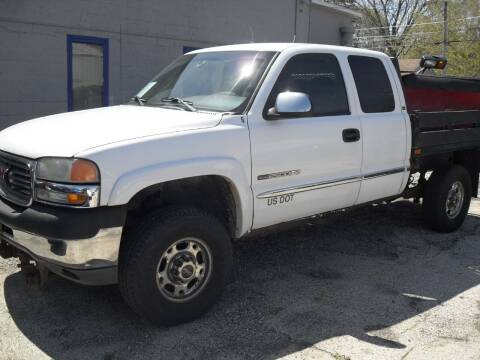 2001 GMC Sierra 2500HD for sale at Weigman's Auto Sales in Milwaukee WI