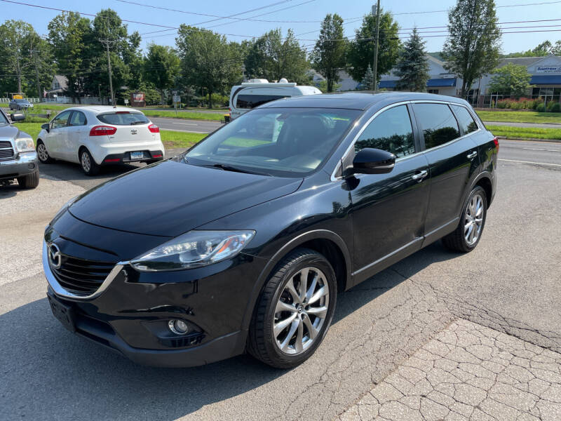 2014 Mazda CX-9 for sale at Candlewood Valley Motors in New Milford CT