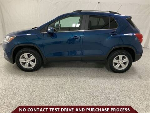 2020 Chevrolet Trax for sale at Brothers Auto Sales in Sioux Falls SD