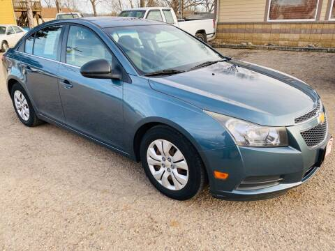 2012 Chevrolet Cruze for sale at Truck City Inc in Des Moines IA