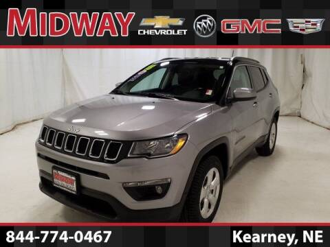 2018 Jeep Compass for sale at Heath Phillips in Kearney NE