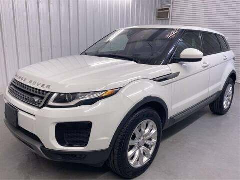 2018 Land Rover Range Rover Evoque for sale at JOE BULLARD USED CARS in Mobile AL