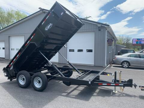 2020 Cam Superline 7x14 14k Dump for sale at Smart Choice 61 Trailers in Shoemakersville PA