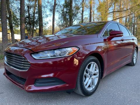 2014 Ford Fusion for sale at Next Autogas Auto Sales in Jacksonville FL