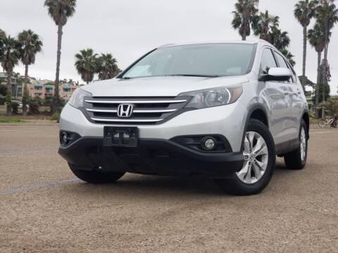 2013 Honda CR-V for sale at Masi Auto Sales in San Diego CA