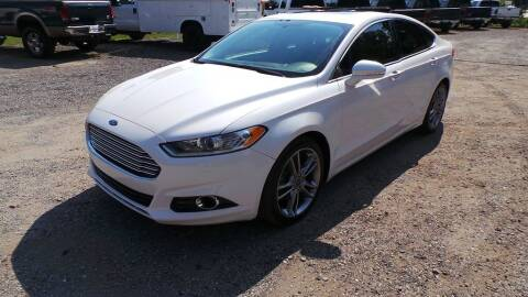 2014 Ford Fusion for sale at action auto wholesale llc in Lillian AL