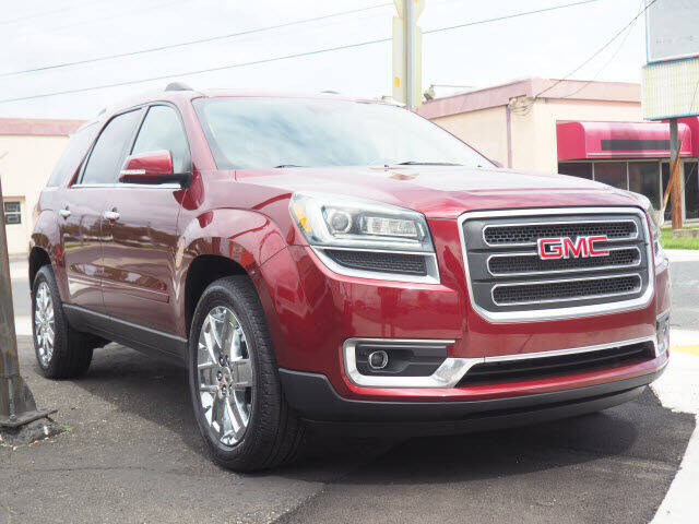 2017 GMC Acadia Limited for sale at Messick's Auto Sales in Salisbury MD