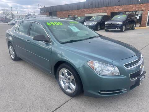 2009 Chevrolet Malibu for sale at Motor City Auto Auction in Fraser MI