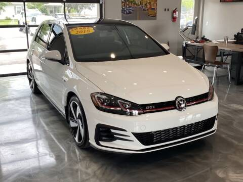 2018 Volkswagen Golf GTI for sale at Crossroads Car & Truck in Milford OH