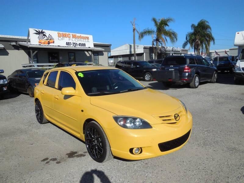 2004 Mazda MAZDA3 for sale at DMC Motors of Florida in Orlando FL