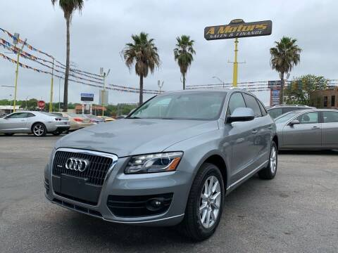 2011 Audi Q5 for sale at A MOTORS SALES AND FINANCE in San Antonio TX