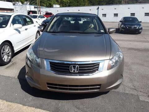 2010 Honda Accord for sale at Auto Villa in Danville VA