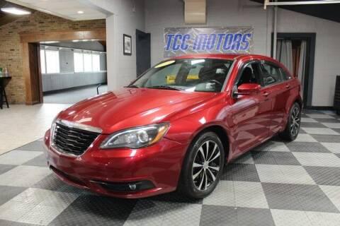2014 Chrysler 200 for sale at TCC Motors in Farmington Hills MI