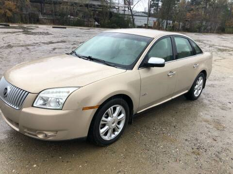 2008 Mercury Sable for sale at Hwy 80 Auto Sales in Savannah GA