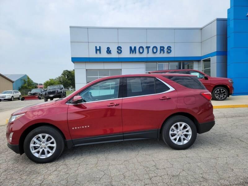 2019 Chevrolet Equinox for sale in Cresco, IA