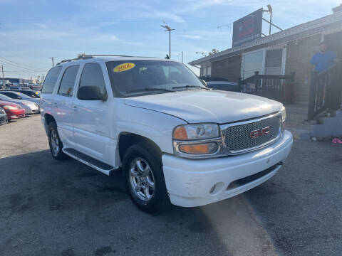 2006 GMC Yukon for sale at I57 Group Auto Sales in Country Club Hills IL