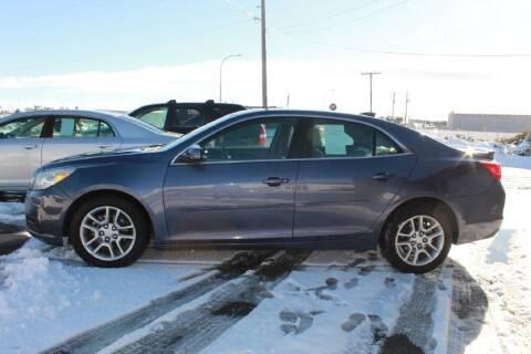 2015 Chevrolet Malibu for sale at Epic Auto in Idaho Falls ID