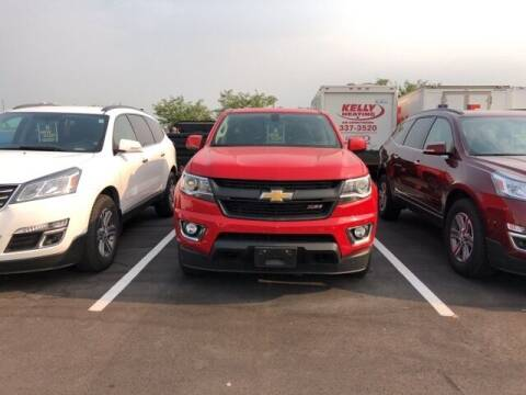 2016 Chevrolet Colorado for sale at Karl Pre-Owned in Glidden IA